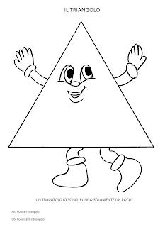 Forme Da Colorare E Stampare Forme Geometriche Da Colorare