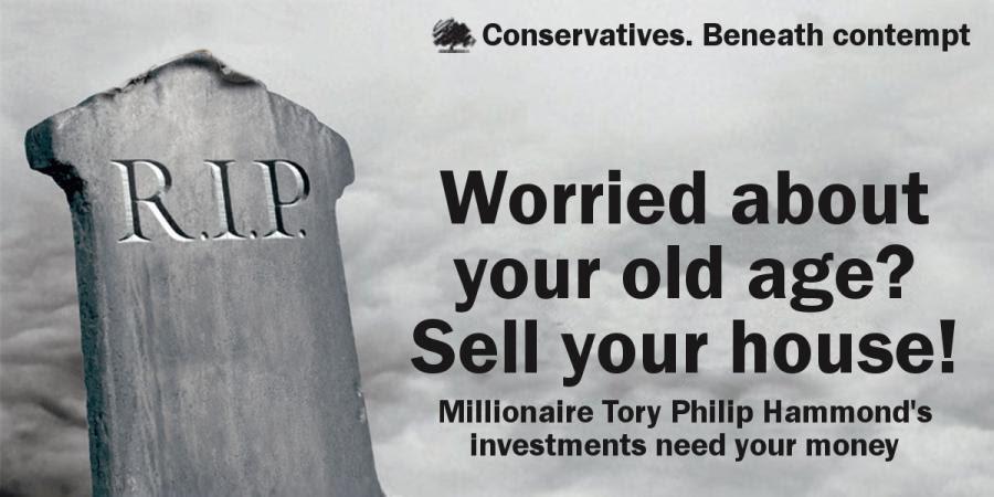 Hammond failed to declare £3m in dividends from nursing home developer Castlemead Ltd.