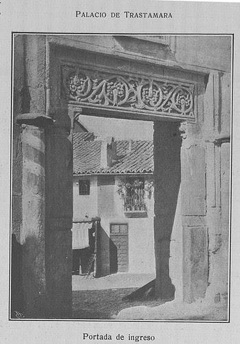 Corral de Don Diego (Toledo) hacia 1905