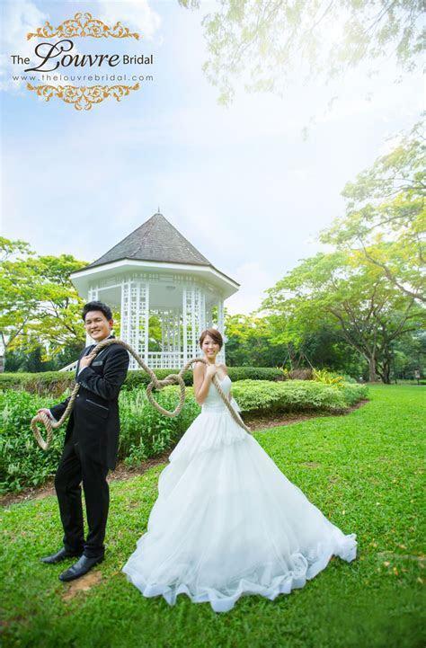Creative Singapore Pre wedding Photoshoot Ideas