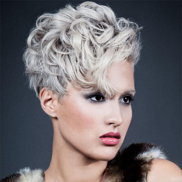 Cheveux Courts Blancs | julypaulaviola blog