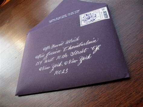 How To Address A Guest On Your Wedding Invitation