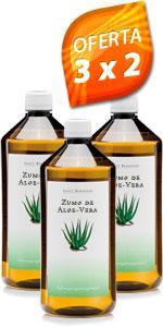 Zumo de Aloe-Vera