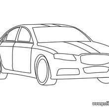 Dibujos Para Colorear Carros 12 Dibujos De Coches Para Pintar