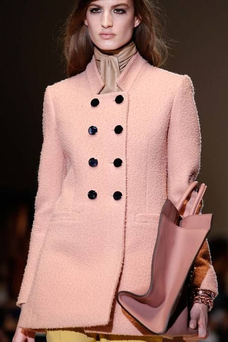 Gucci Ralph Fashion Week New York Fall / Winter 2014/15. #rtw #dress #gucci