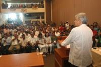Campeche. Primer congreso estatal de Morena. Foto: Especial