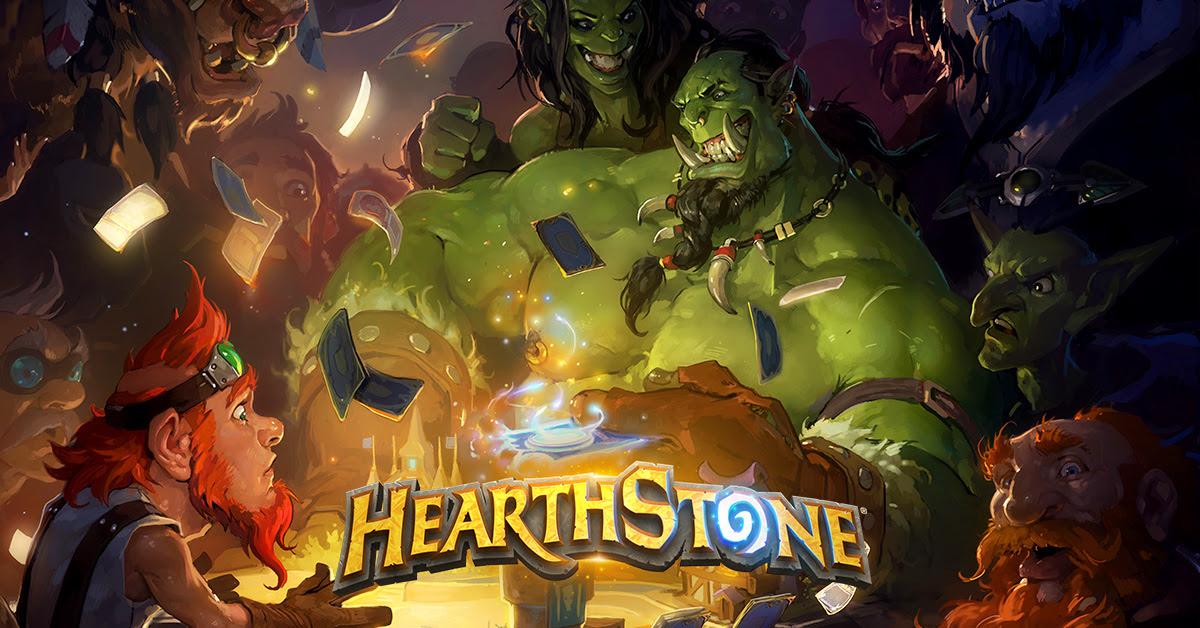 Hasil gambar untuk hearthstone