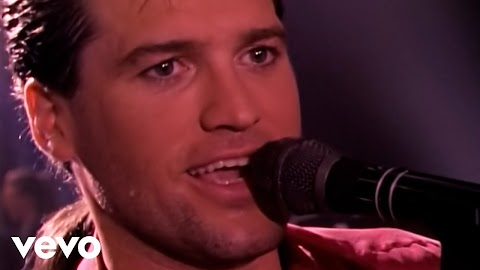 Billy Ray Cyrus Achy Breaky Heart With Lyrics