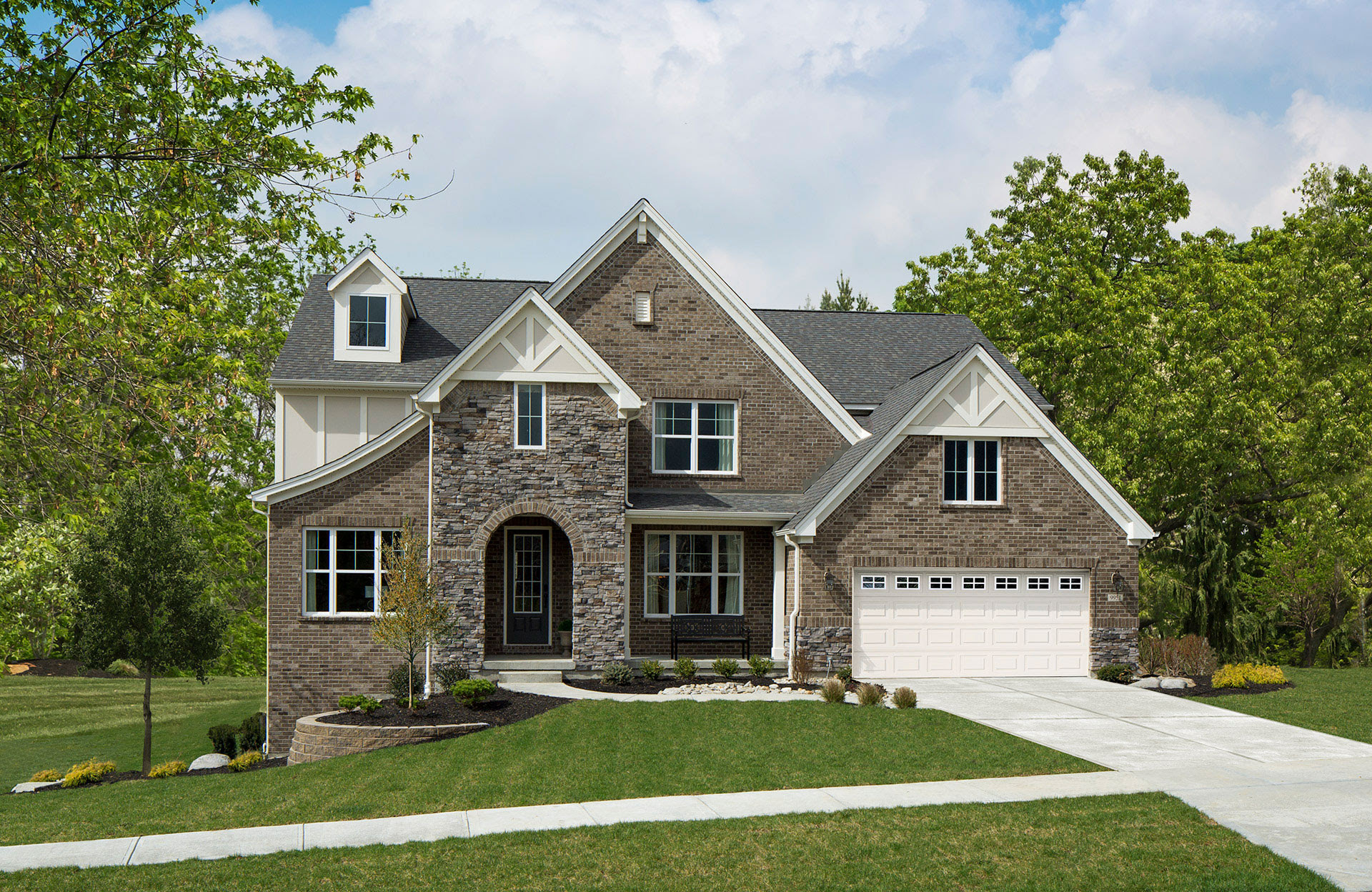 Custom Homes Made Easy Drees Homes - wisconsin new home models
