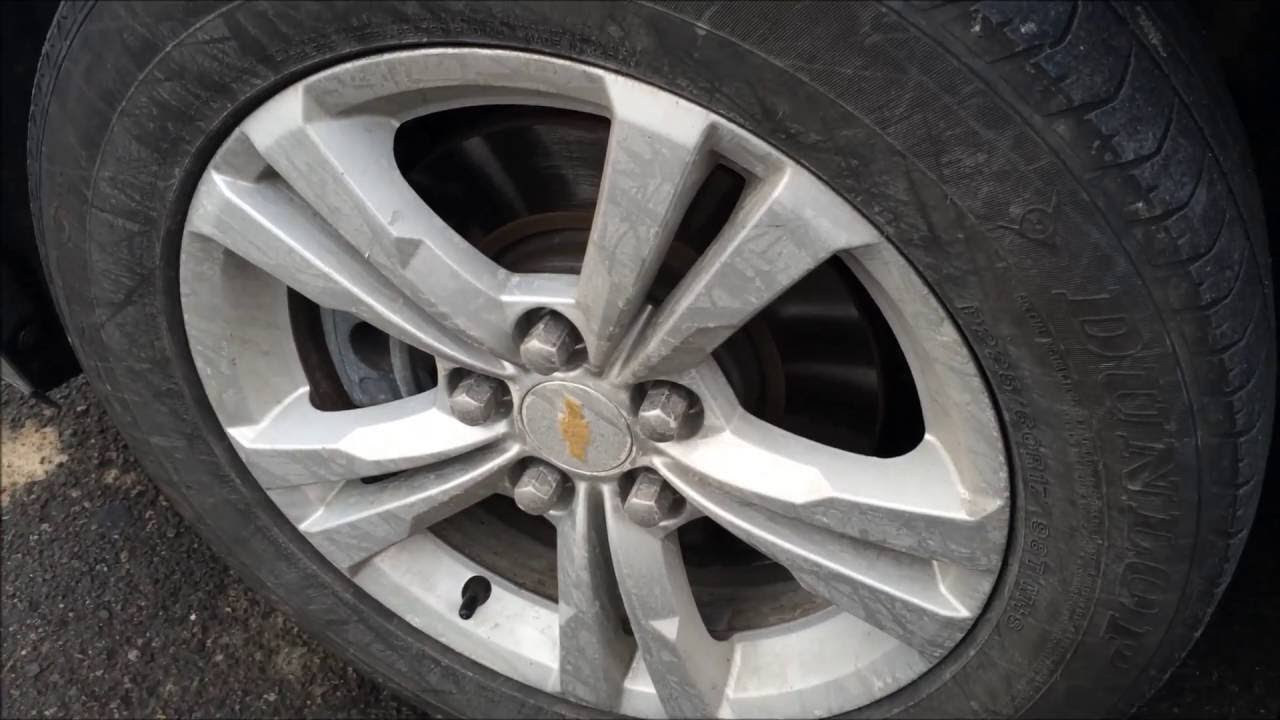 How To Reset Tire Pressure Monitoring System On 2012 Chevy Equinox Youtube