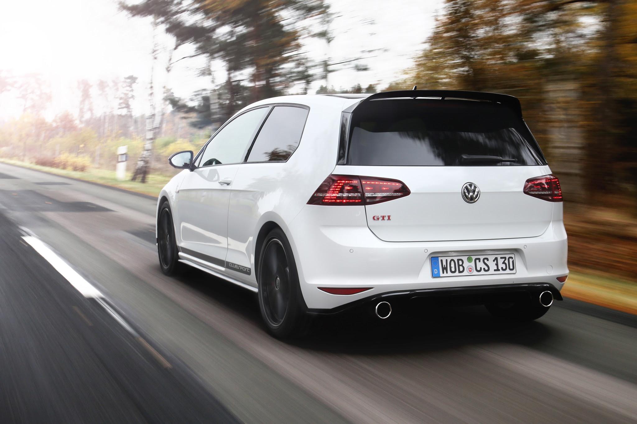 2016 Volkswagen Golf GTI Clubsport Euro-Spec Review