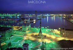 Port of Barcelona, Spain