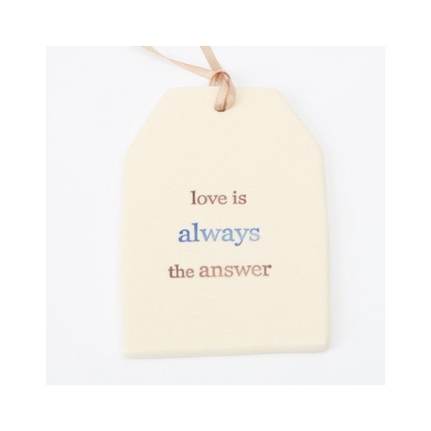 Paper Boat Press Quote Tag Love Is Always The Answer Poetry