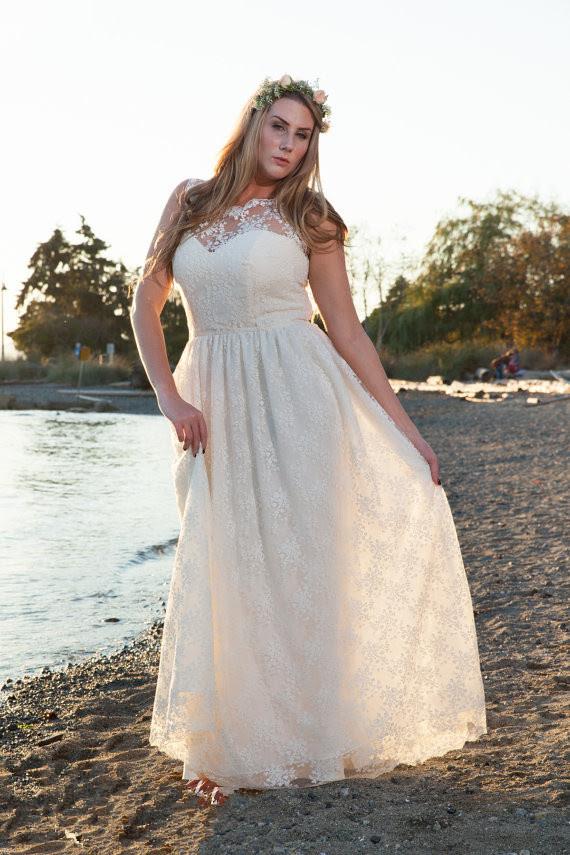 Brautkleid Abiti Da Sposa Trouwjurk Boho Vestido De Novia Robe De Mariage Boho Lace Wedding