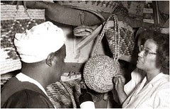 Minister Abu visiting the Nubia region