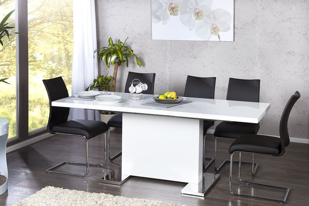 stół do jadalni model polar  sklep kochamymeblepl