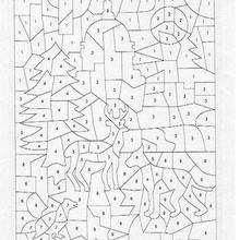 Coloriages Moyenne Section De Maternelle Frhellokidscom