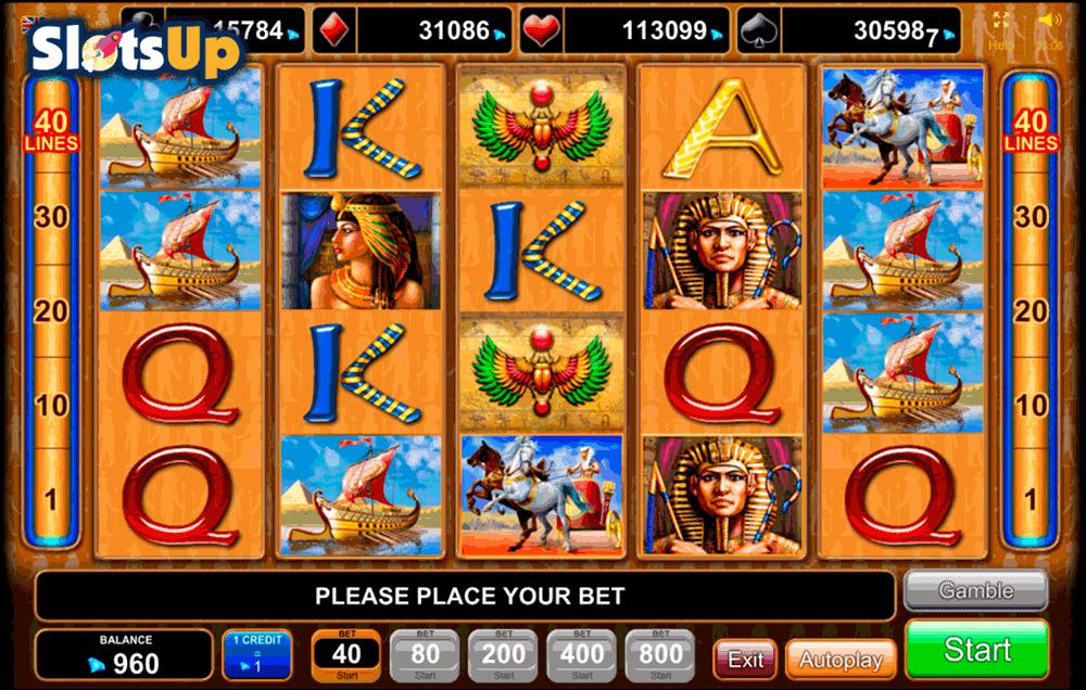 Free slot games egt