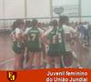 Juvenil feminino do União Jundiaí perde primeiro jogo das quartas do Estadual