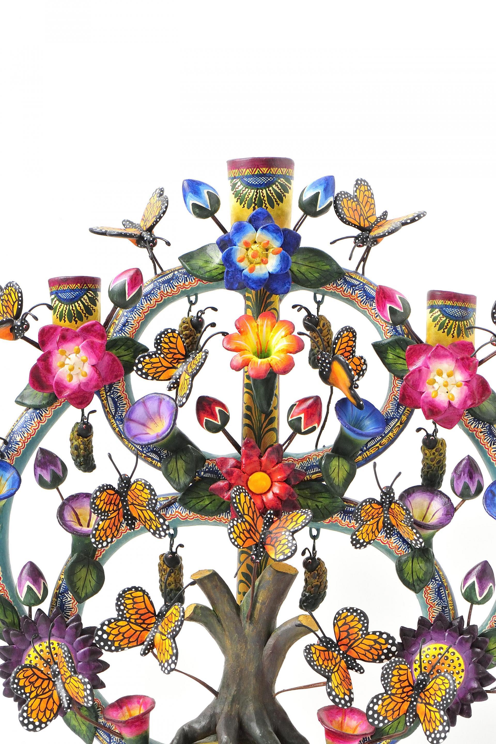 árboles De La Vida Actividades Museo Amparo Puebla