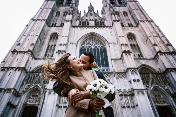 Brussels destination wedding
