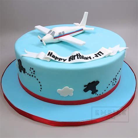 Airplane Topper   Empire Cake