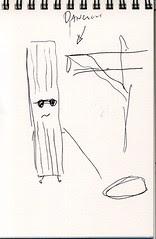 """Lost"" Sketchbook - page 6"
