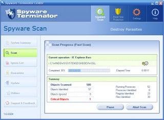Luttez contre les malwares avec Spyware Terminator