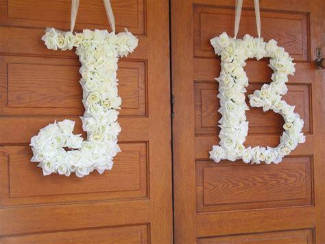 1 custom floral letter, Wedding Custom Floral Letters