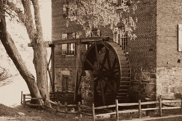 Kerr Mill NC