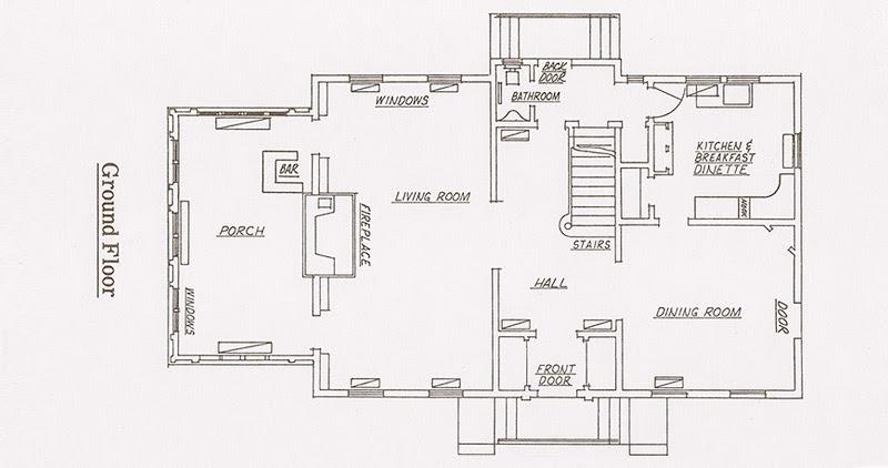Forrest Gump House Floor Plan
