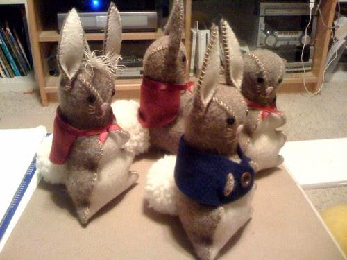 Bunnies by Jennifer