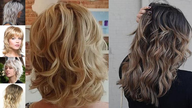 Medium Length Hairstyles For Curly Hair 2019