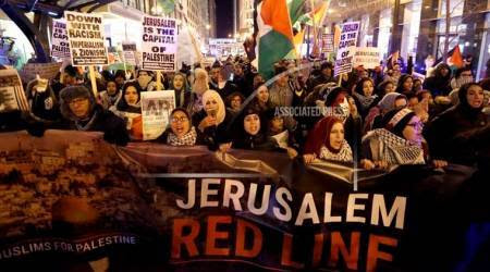 Recognition of Jerusalem as capital of Israel 'reflection of ground realities': US