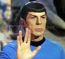 Nimoy as 'Spock'