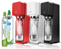 Sodastream products - MADE IN ISRAEL