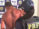 Foragido é preso durante ação de rotina (Divulgação/PRF-AC)