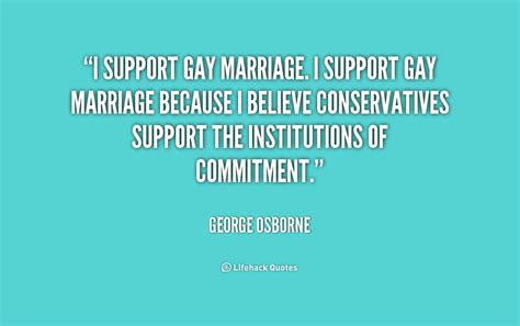 Funny Gay Marriage Support Quotes