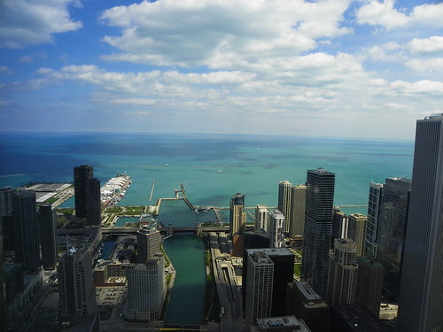 4.16.2010 view from 85th floor Chicago Trump Tower (98)