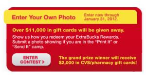 CVS Money Trasher Gift Card