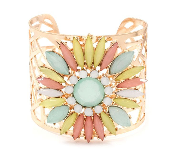 Kimmie Bracelet in Sorbet on Emma Stine Limited