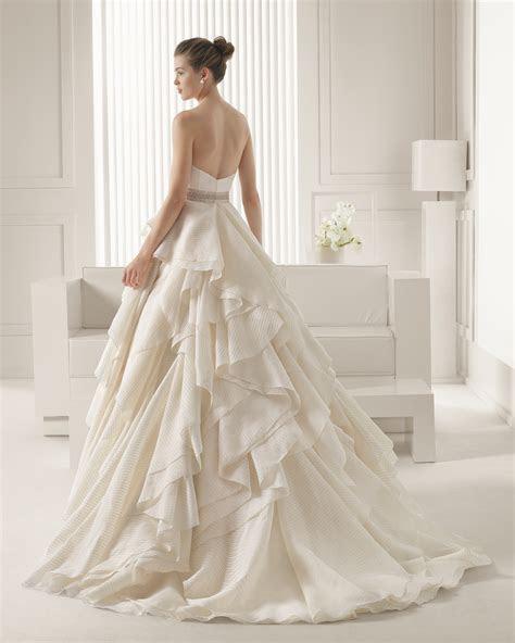 rosa clara wedding dresses  modwedding