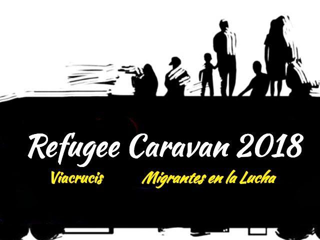 Refugee Caravan