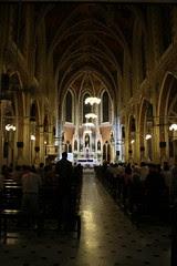 Holy Name Cathedral  Wodehouse Road Mumbai by firoze shakir photographerno1