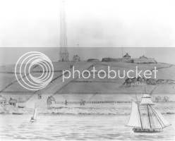 New England harbor