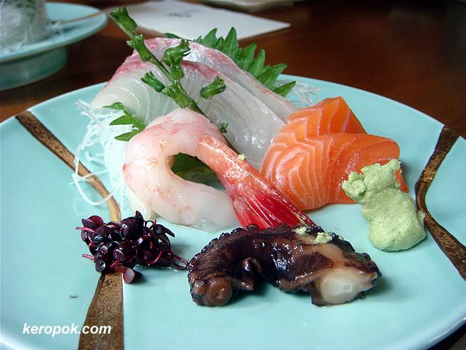 Sashimi of the Day
