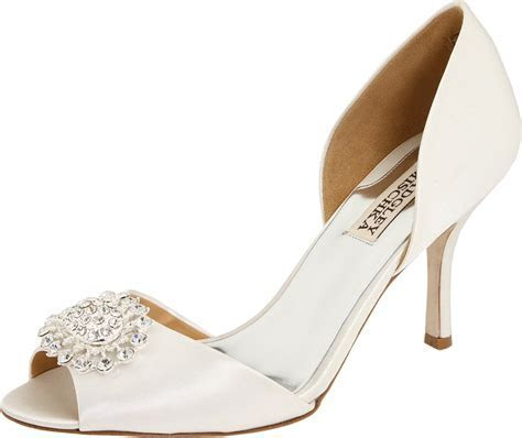 Prom Dresses 2018: Badgley mischka pump shoes
