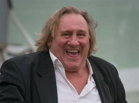 Gerard Depardieu says he shot and ate lions in Africa