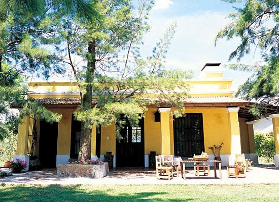 arquitectura fachadas casas diseo - Fachadas De Casas De Campo