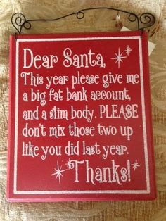 Christmas humor!